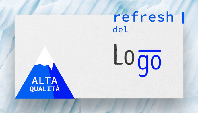 LOGO REFRESH professionale